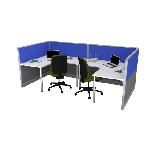 office workstation desks. Perfect Office System 30 U Shape Pod Office Corner Workstation Desks With Screens And T