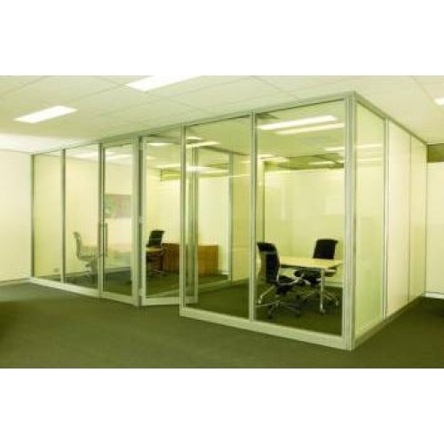 System 50 Demountable Partitions Office Wall System For Sale ...