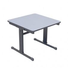 T-Leg Height Adjustable Student Desk