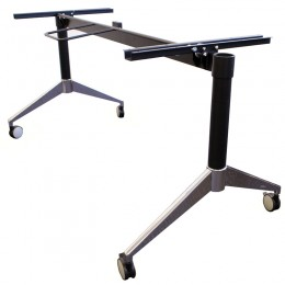 Alexis Flip-Fold Training Table Base - Frame only