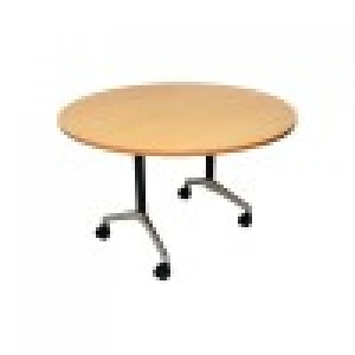 Round Melamine Table Top 25mm Thick