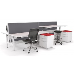 Eiffel Height Adjustable Workstations