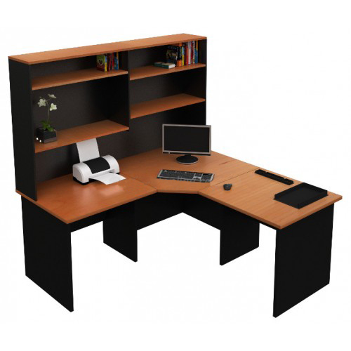 corner office desk hutch. origo corner office desk workstation with hutch, home study hutch