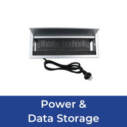 power and data management