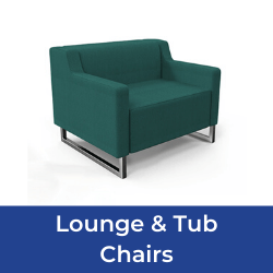 lounge tub chair seating