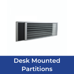 desk mounted partitions