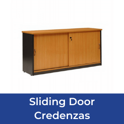 Sliding Door Credenzas