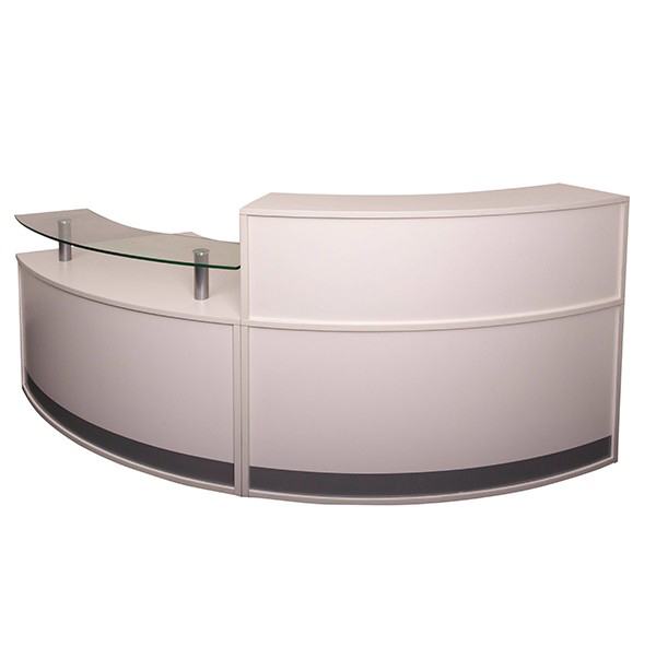 Office Receptions Counters Workstations Available From For Sale