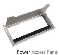 Alternatively, You Can Purchase The Table Top Power Access Panel If Youu0027re  Looking For A Cable Hole Without The Power Box, View Here.