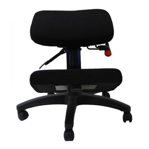 A Kneeling Chair Is An Ergonomic Seat Which Helps Maintain