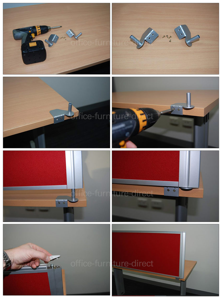 Office Screen Partitions Workstation Desk Privacy
