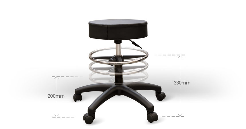 Drafting Stool Office Laboratory Gas Lift Chairs Stools