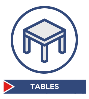 Cheap Folding Tables, Flip Top Tables, Training Tables, Cheap Trestle Tables