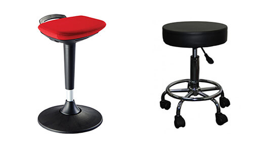 Gas List Stools