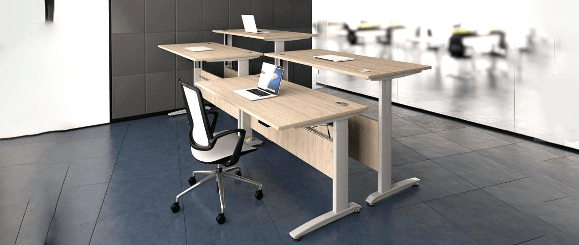 Product Of The Week #43 – Altex 100 Electric Height Adjustable Sit-Stand Desk