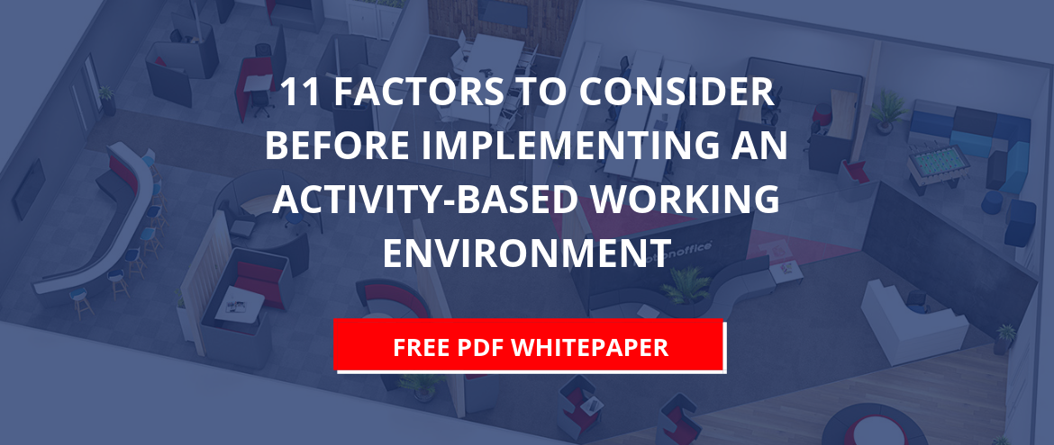 11 Factors To Consider Before Implementing An Activity-Based Working Environment